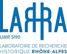 logo Laboratoire de recherche historique Rhône-Alpes - LARHRA UMR 5190