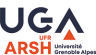 logo UFR Arts & Sciences humaines Grenoble