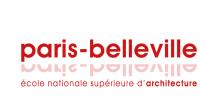 logo Ensa Paris-Belleville