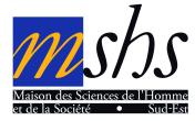 logo Maison des Sciences de l'Homme et de la Société - Sud-Est