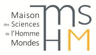 logo Maison des Sciences de l'Homme Mondes