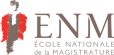 logo École Nationale de la Magistrature