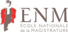 logo École Nationale de la Magistrature