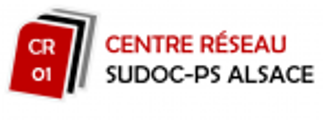 logo Centre réseau Sudoc-PS Alsace - CR 01
