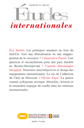 Etudes Internationales