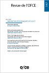 Revue de l'OFCE. Observations et diagnostics économiques