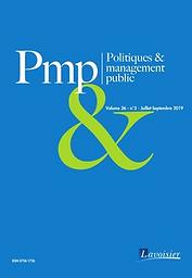 Politiques et management public