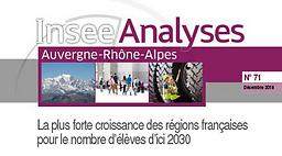 Dossiers de l'INSEE Rhône-Alpes