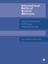 International Political Science Abstracts / Documentation politique internationale