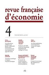 Revue française d'économie