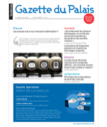 Gazette du Palais