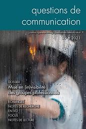 Questions de communication