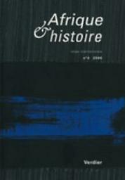 Afrique & histoire : Revue internationale