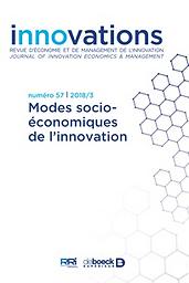 Innovations. Cahiers d'économie de l'innovation