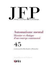 Journal français de psychiatrie