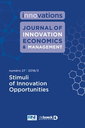 Journal of Innovation Economics & Management