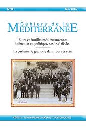 Cahiers de la Méditerranée