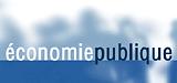 Économie publique = Public economics