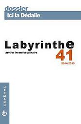 Labyrinthe : la revue des étudiants-chercheurs