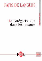 Faits de langues