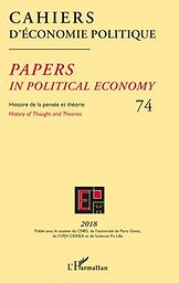 Cahiers d'économie politique