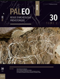 Paléo, Revue d'Archéologie Préhistorique