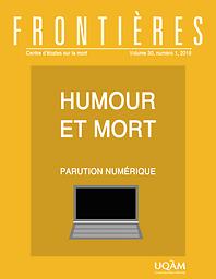Frontières : Revue interdisciplinaire en études sur la mort et le deuil