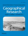 Geographical Research : Journal of the Institute of Australian Geographers