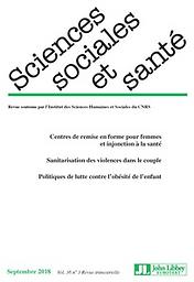 Sciences Sociales et Santé