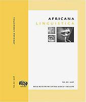 Africana Linguistica