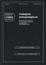 Collegium Antropologicum