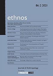 Ethnos : Journal of Anthropology