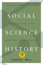 Social Science History : The Official journal of the Social Science History Association