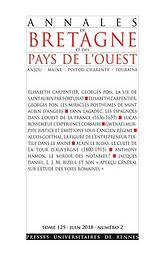 Annales de Bretagne et des pays de l'Ouest