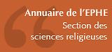 Annuaire de l'École pratique des hautes études. Section des sciences religieuses