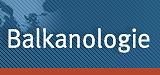 Balkanologie