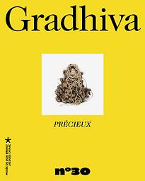 Gradhiva : revue d'anthropologie et d'histoire des arts.