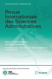 Revue Internationale des Sciences Administratives