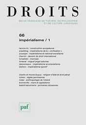 Droits : Revue française de théorie, de philosophie et de cultures juridiques