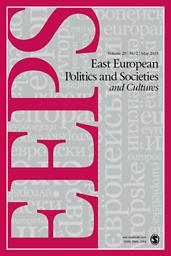East European politics and societies