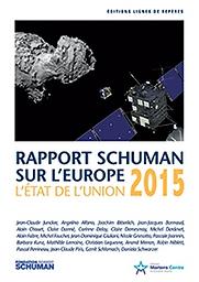 Etat de l'Union : rapport Schuman sur l'Europe