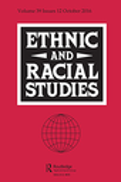 Ethnic and racial studies