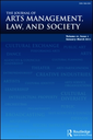 journal of arts management, law and society