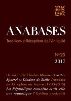 Anabases : Traditions et Réceptions de l'Antiquité