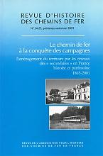 Revue d'histoire des chemins de fer