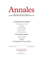 Annales. Histoire, Sciences Sociales (English)