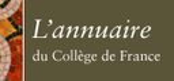 Annuaire du Collège de France