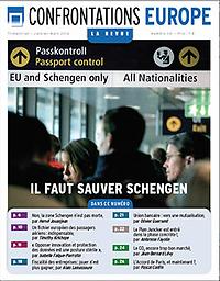 Confrontations Europe la revue