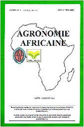 Agronomie Africaine