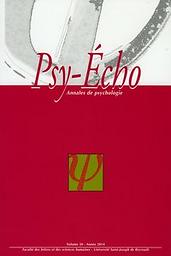Psy-écho